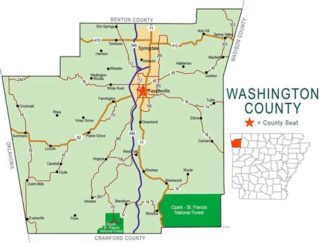 washington county map opinions on washington county