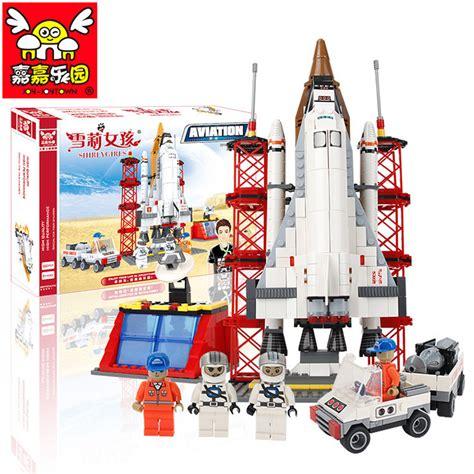 Lego Part Out Gb29 10pcs ᐃaviation rocket ship launch ộ ộ station station