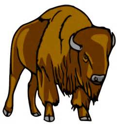 Bison Clipart bison clip at clker vector clip royalty free domain
