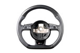 carbon designz audi a4 s4 rs4 b8 b8 5 carbon steering wheel
