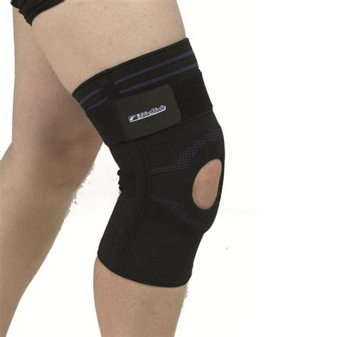 Lp Support Knee Closed Patella Black Uk S Lp 706 Promo elastech compression knee support with open closed patella sports supports mobility