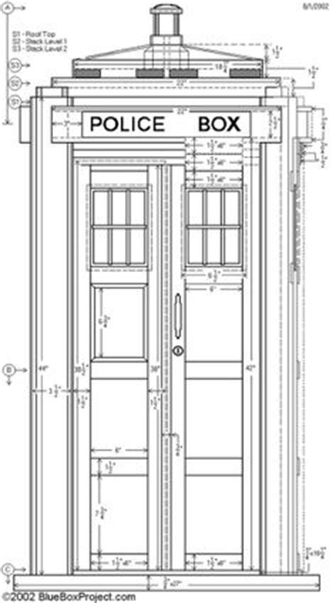 1000 Images About Tardis On Pinterest How To Build Cat Tardis Cat House Plans