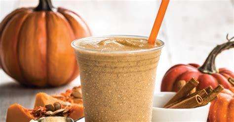 protein jamba juice jamba juice introduces new pumpkin protein smoothie