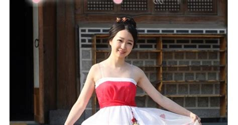 Baju Hanbok Korea 3 dress korea baju korean hanbok modern busana korea
