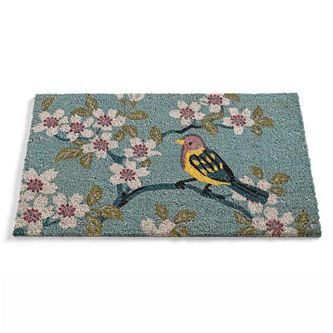 Bird Doormat by Bird Door Mat Gump S