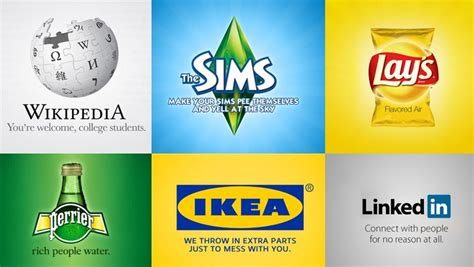 55 Honest Brand Slogans by Clif Dickens