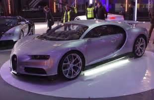 Bugatti Be Bugatti Chiron Sport Edition Could Nudge 500km H