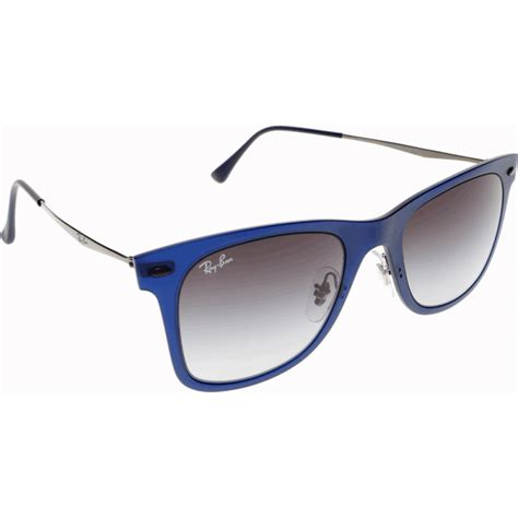 ban light ban light wayfarer rb4210 895 8g 50 sunglasses