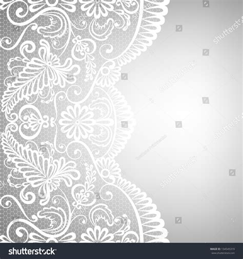 Wedding Greeting Background by Template Wedding Invitation Greeting Card Lace Stock
