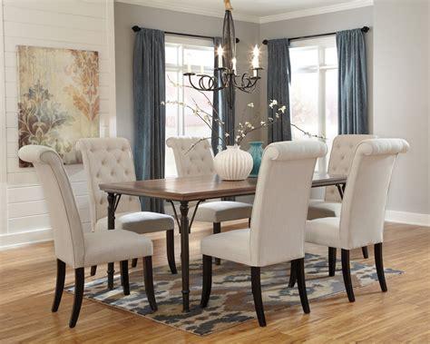 tripton rectangular dining room set  ashley   coleman furniture