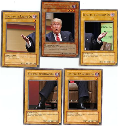 Banished Forbidden the forbidden exodia the forbidden one your