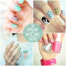 10 spring nail art ideas