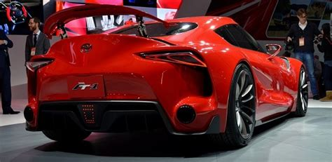 Supercar Toyota New 473hp 2018 Toyota Supra More Than Just A Rumor