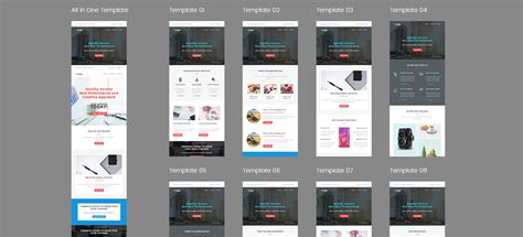 Best Mailchimp Templates That Are Aesthetically Pleasing Mailchimp Templates