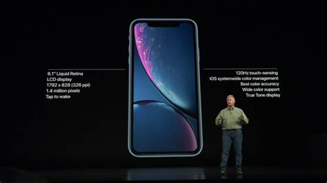 apple launches the iphone xr xs and xs max