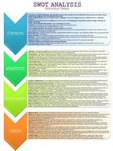 swot analysis professional experience blog