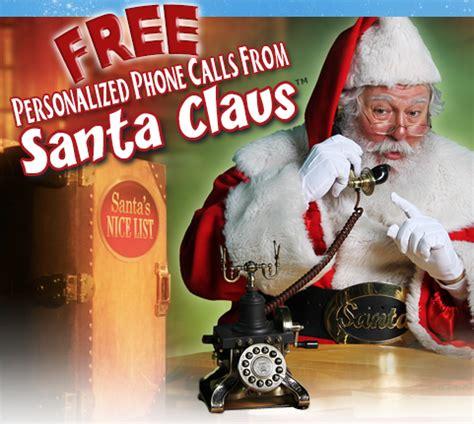 Santa Claus Angpao Custom 2114 free personalized phone call from santa claus hip2save