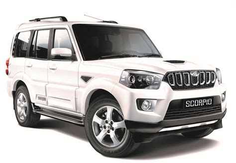 mahindra scorpio models and price list 2017 mahindra scorpio facelift launched at rs 9 97 lakh