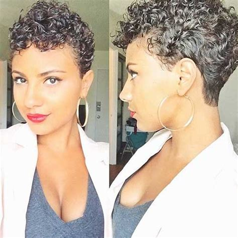 naturally curly pixie cuts for big women 20 good pixie haircuts for curly hair short hairstyles