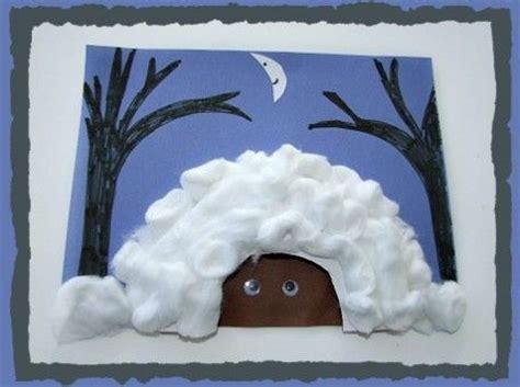 Winter Animal Crafts - hibernating craft krazy about kindergarten