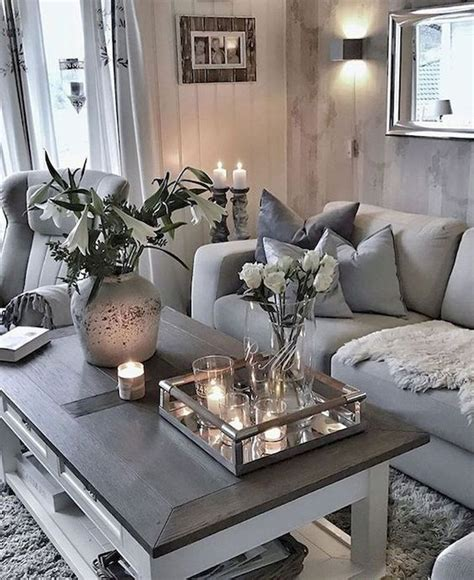 gray living room decor cool 83 modern coffee table decor ideas https besideroom