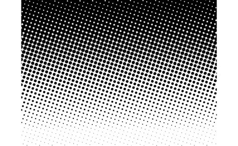 halftone pattern font halftone patterns vector pack