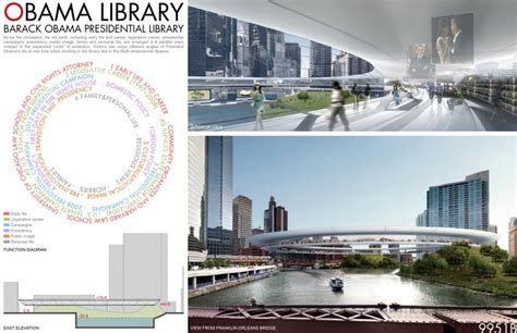 design competition chicago designing obama s presidential library architecture in