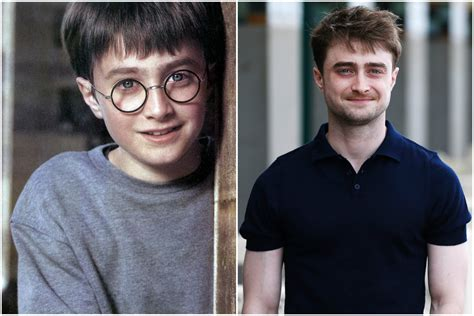 actor harry potter harry potter turns 20 where are the lead actors now