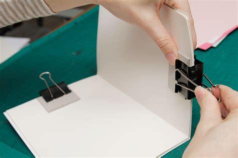 sketchbook binding tutorial sketchbook diy crafts