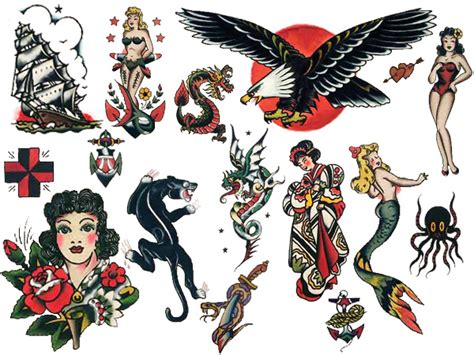 traditional sailor jerry tattoo designs mod the sims sailor jerry vintage tattoos that really