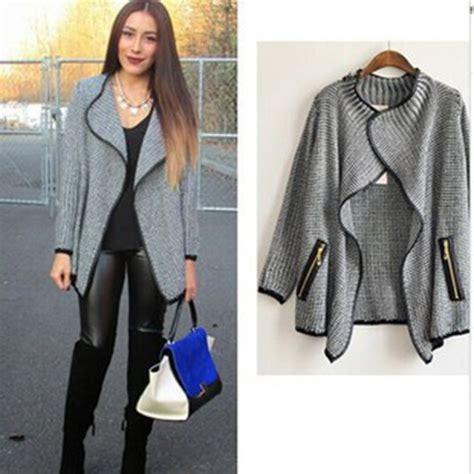 grey knit cardigan womens grey cardigan womens sweater