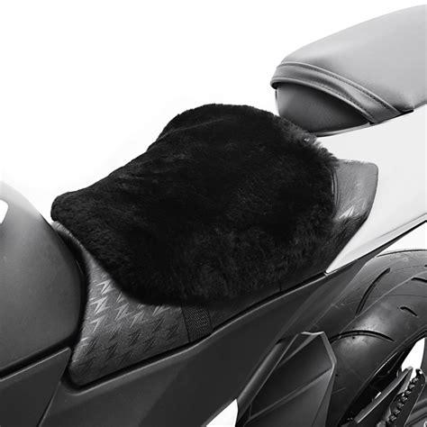 cuscino moto cuscino per sella pelle di pecora moto tourtecs s pad