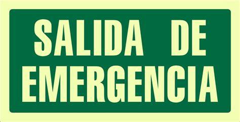 placas de salida de emergencia en mexico se 241 al salida de emergencia se 241 alizaci 243 n de evacuaci 243 n
