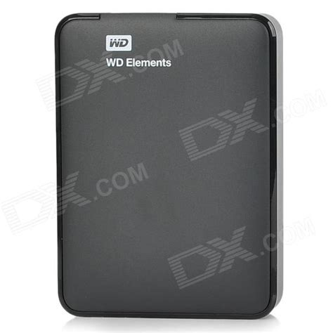 Ori Wd Elements Hardisk Eksternal 2tb 2 5 Usb3 0 Hitam 1 wd elements portable 2 5 quot usb 3 0 disk drive hdd black 2tb free shipping dealextreme