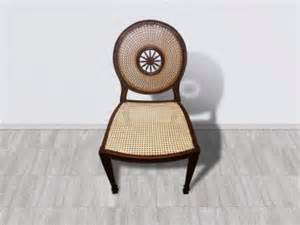 Cane Chair French Medallion Cane Weave