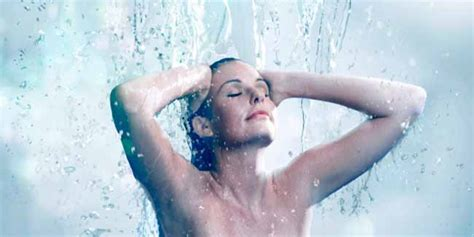 Water Only Shower by Choose Cold Water Bath For Healthier Skin And Hair