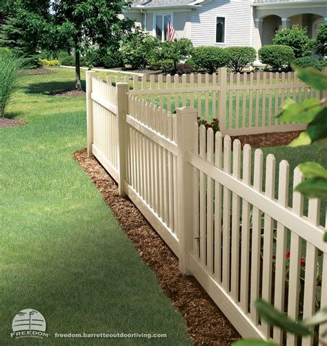 fence ideas images  pinterest fence