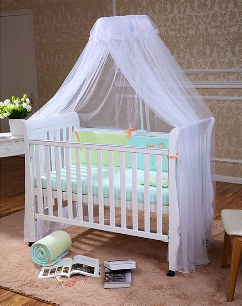 Canopy For Baby Crib 38 Canopy Cribs For Your Precious Baby Ritely