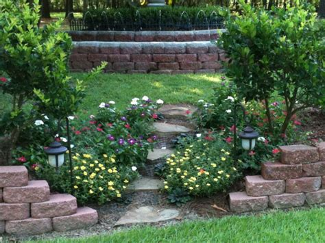 slope landscaping ideas for backyards 23 breathtaking backyard landscaping design ideas