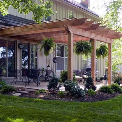 creative pergola designs and diy options pergolas house