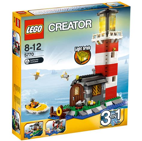 Sendok Set Tsum Tsum 3in1 lego creator lighthouse island 5770 toys thehut