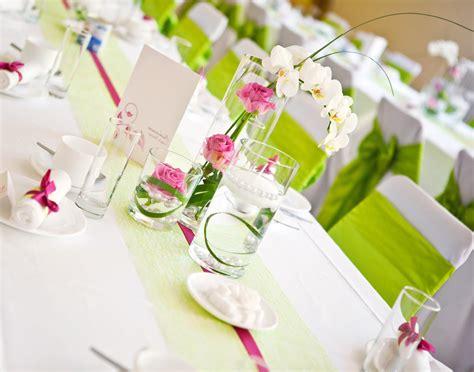 Hochzeit Blumen Tischdeko by Blumen Tischdeko Eine Frische Idee Deko Feiern