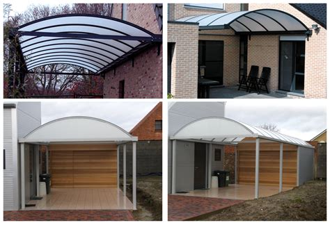 Dimensions 2 Car Garage carport kit alu couleur cat a 3x8m rubrique toiture