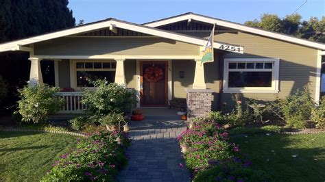 california craftsman bungalow home plans california