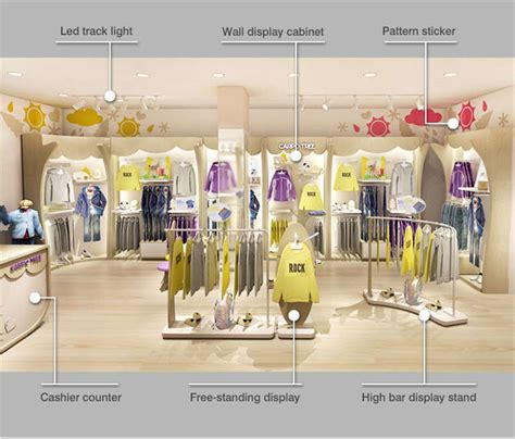 custom retail interiors shop fittings fixtures for