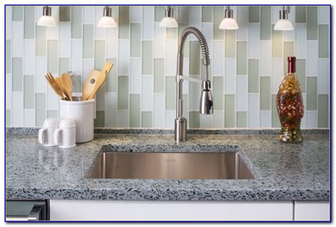 peel and stick backsplash tiles no grout tiles home