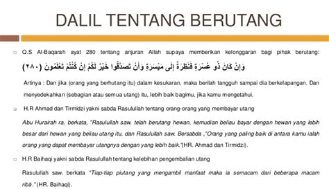Perjanjian Utang Piutang By Gatot Supramono utang piutang