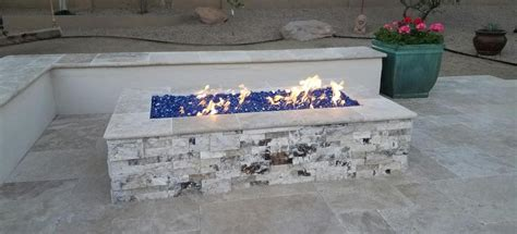 glass pits our scottsdale outdoor pit portfolio