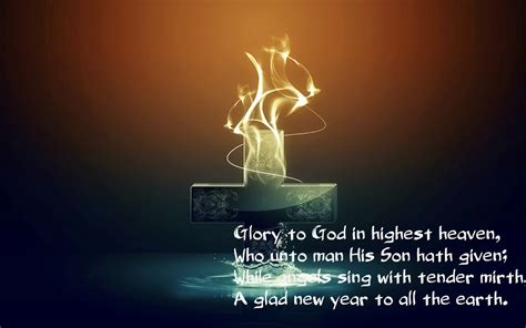 christian happy  year wishes  sms messages quotes
