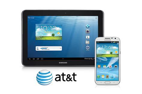 Galaxy Tab Note 2 10 1 samsung galaxy note 2 and galaxy tab 2 10 1 hit at t